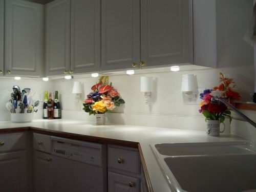 10 Fascinating Kitchen Under Cabinet Lighting Pics Ideas ...