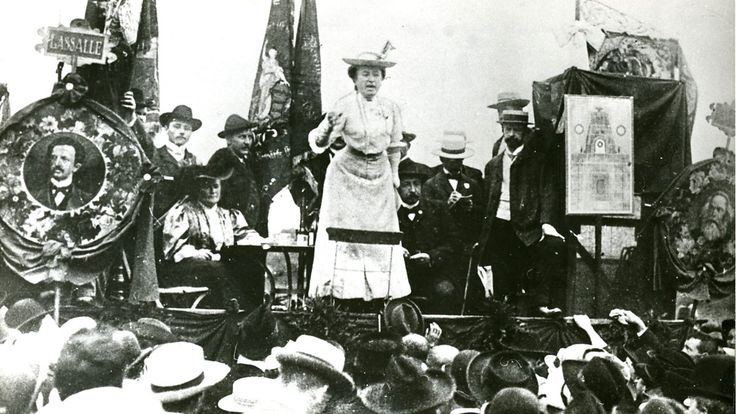 Melvyn Bragg and guests discuss the life and times of Rosa Luxemburg, revolutionary.