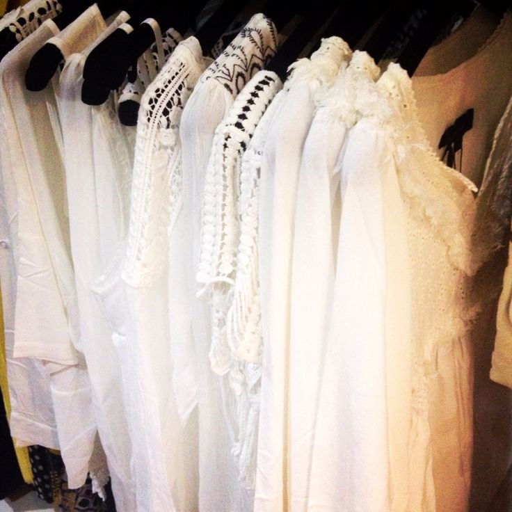 Totally white by Miss Accessories  #white #spring2015 #summer2015 #collection #style #boho #clothes #accessories #dress #shirt #fashion #2015