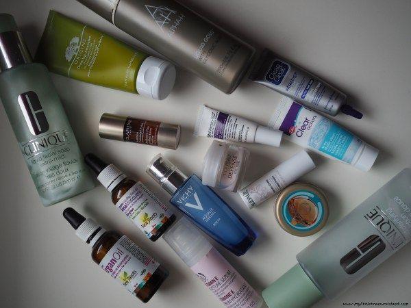 2015 skin care favorites