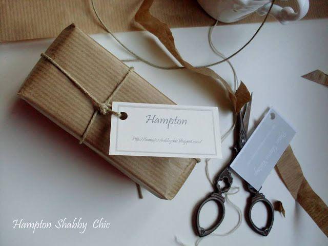 Envolver regalos Wrapping gifts