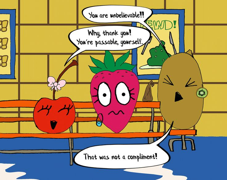 Produce High Webcomic @ HappiMessMedia.com