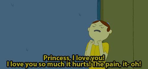 princess bubblegum at Adventure Time Gif Database