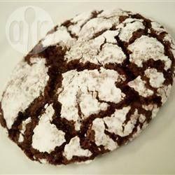 Brownie Cookies, Schokoplätzchen, Schokoladenplätzchen, Plätzchen, Schokolade, Brownies, lecker http://de.allrecipes.com/rezept/5652/amerikanische-brownie-cookies.aspx