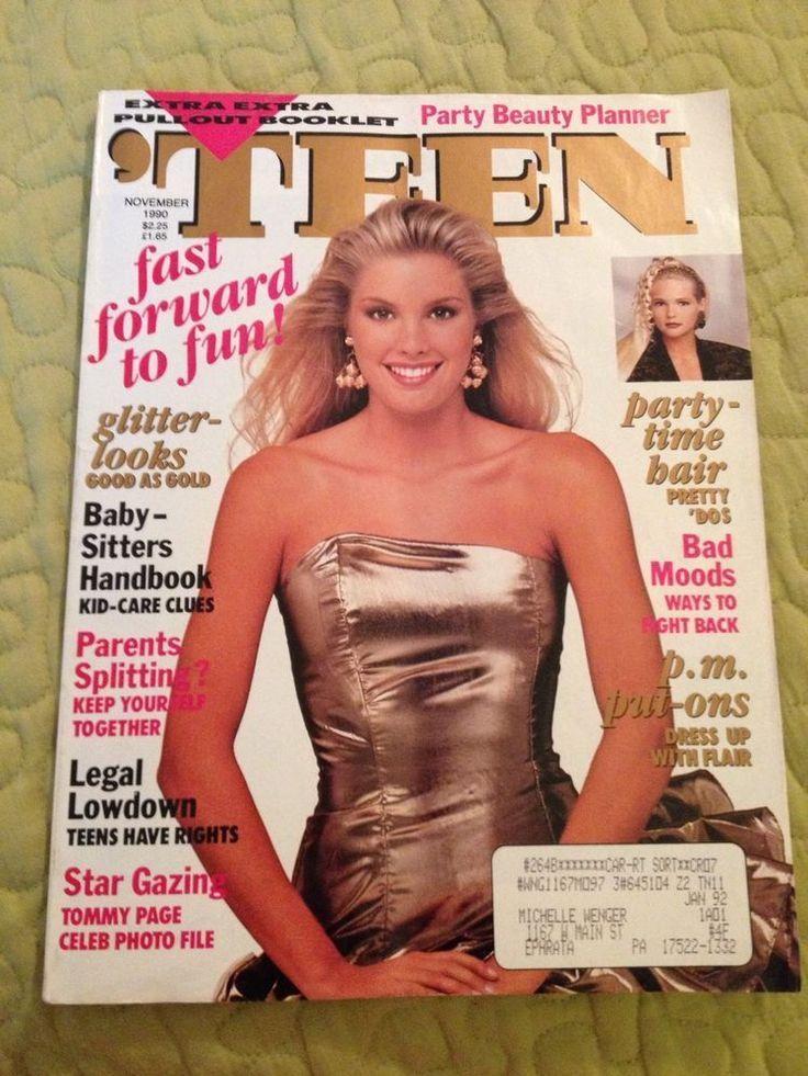 M magazine teen magazine