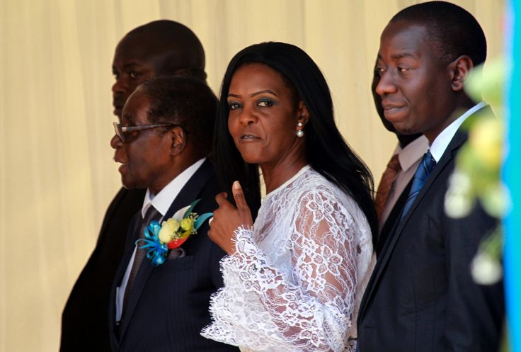 FOX NEWS: 4 arrested in Zimbabwe accused of booing Mugabe's wife