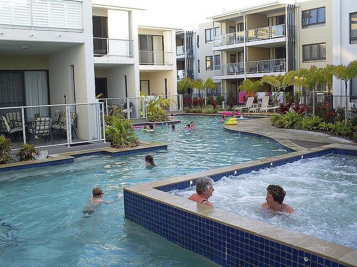Australia-Marcoola resort