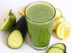 Juice for hangover? That's right - enjoy this simple, four ingredient juice recipe for an all natural hangover remedy.