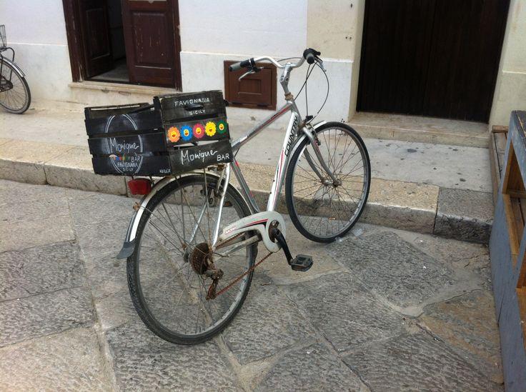Shopping bike