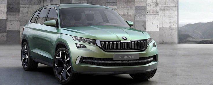 Ya tenemos las primeras imágenes y datos del nuevo SUV de la marca checa Skoda que ha llamado Skoda Kodiaq. Es un SUV mediano con posibilidad de montar siete plazas. Fuente:Auto10