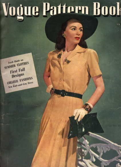 Images of 1940s fashion 85