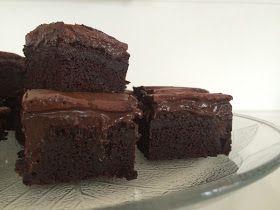 Bage-bloggen: Chokoladebuddingkage