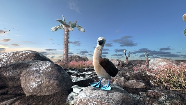 Darwin: the mystery of life  (http://darwin.tholos254.gr)