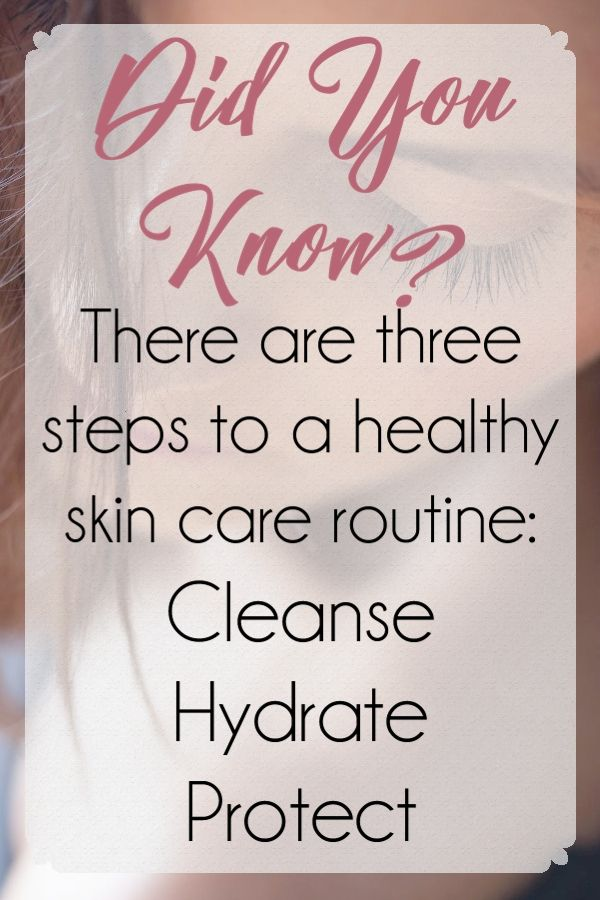 Hautpflege-Grundlagen Teil III: Eine gesunde Routine erstellen – Mary Kay