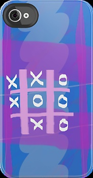 Noughts and Crosses by Samantha Aungle
