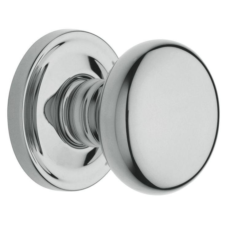 Round Bathroom Door Handles