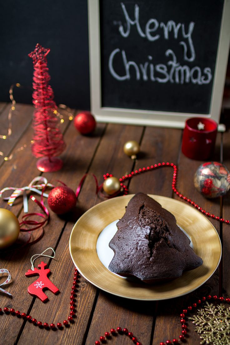 Gingerbread and chocolate cake recipe! Ideal for chocoholics :)