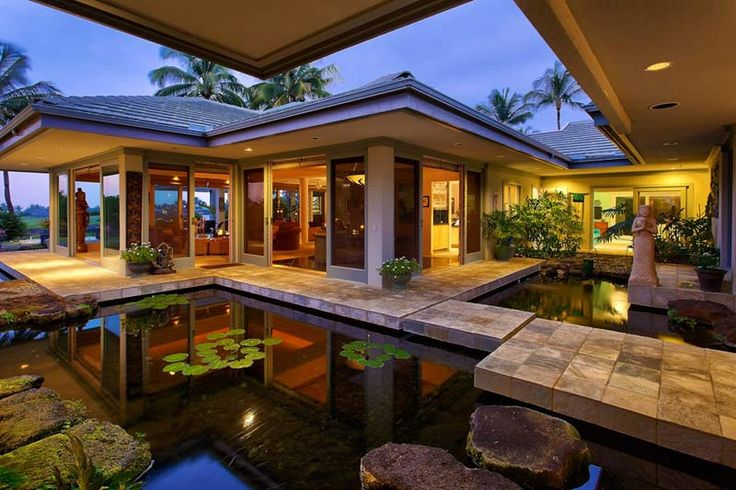 232 best hawaiian grass shacks designs images on pinterest hawaiian fences and grass for Houses for rent in hawaiian gardens