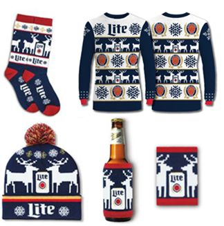 Miller Lite gets ugly for the holidays https://n.kchoptalk.com/2iHhIsn