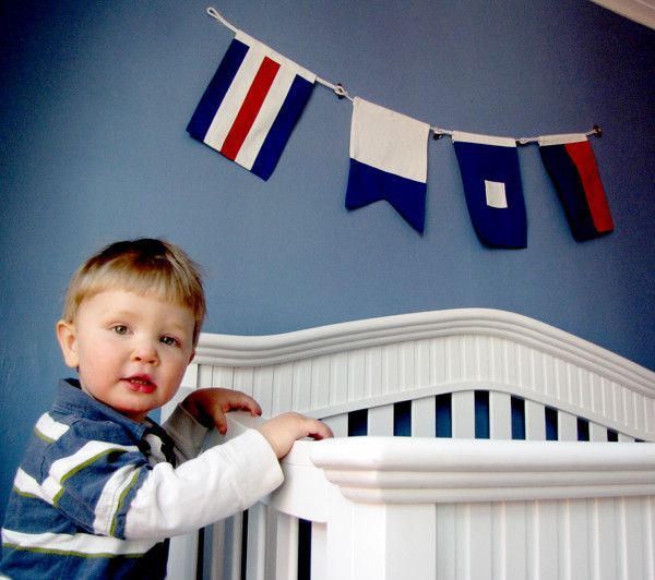 Personalized Maritime Heritage | Signal Flags / Nautical ...