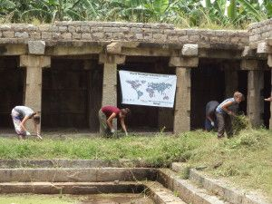 http://fsl-india.org/blog/2014/09/world-heritage-volunteers-camp-on-heritage-conservation-hampi-august/