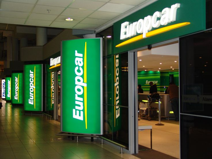 Europcar at Johannesburg Airport