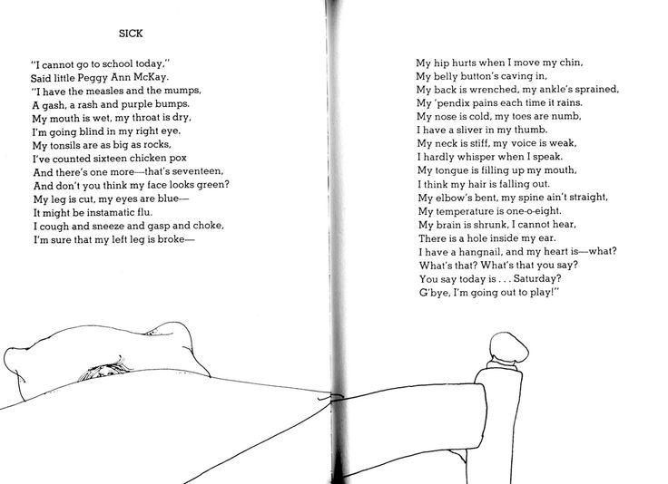 Shel Silverstein Halloween: 304 Best Images About Shel Silverstein Poems On Pinterest