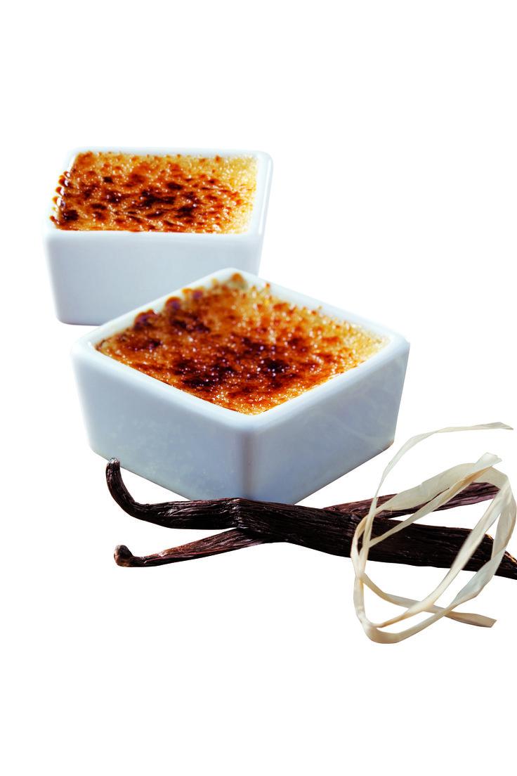 Numéro 59 : Crème brûlée à la vanille ©L'atelier des chefs
