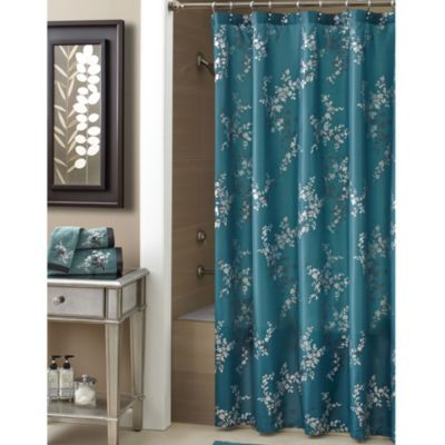 12 best Shower Curtains images on Pinterest | Bathroom ideas ...