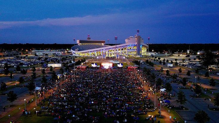 Franklin Graham - Decision America -A wonderful night in Memphis