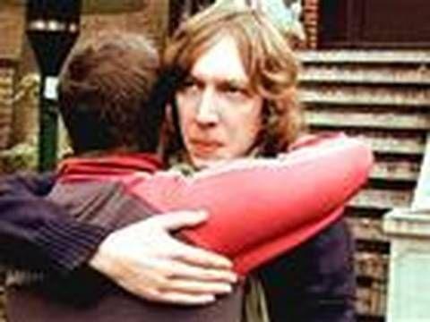 The art of the man hug