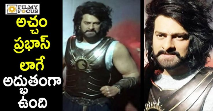 Wow! #Prabhas wax statue at #madametussauds museum in #Bangkok looks awesome.