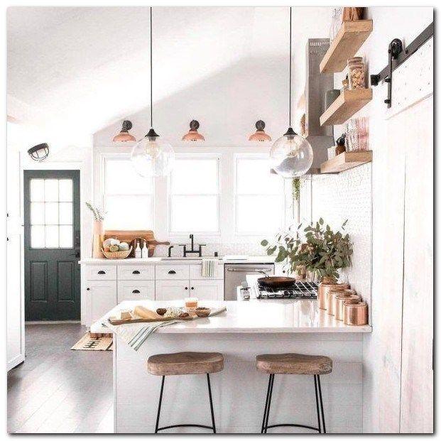 30 Inspirierende Ideen für modernes skandinavisches Küchendesign, für Ideen Inspirierende ...