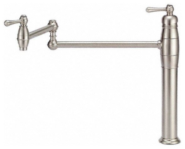 opulence pot filler traditional pot fillers danze pot filler faucet mediterranean pot fillers denver