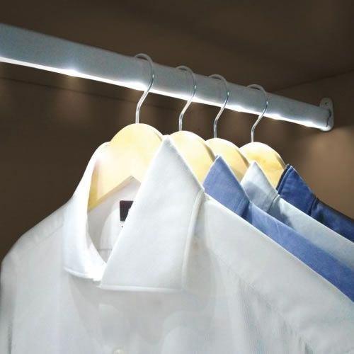 17 meilleures id es propos de reglette led sur pinterest mat riel montess - Eclairage automatique pour dressing ...