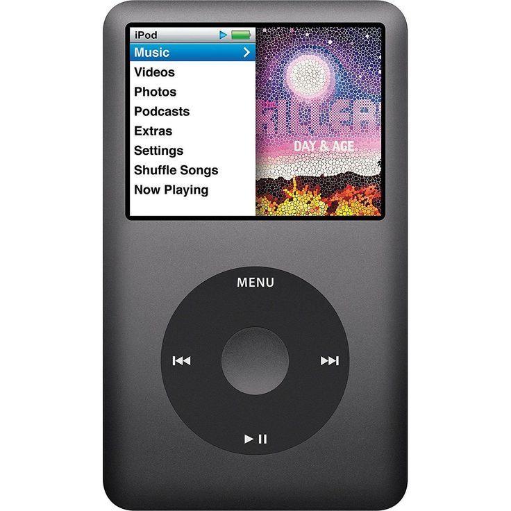 Ipod Classic Ipod Classic Apple Ipod Ipod