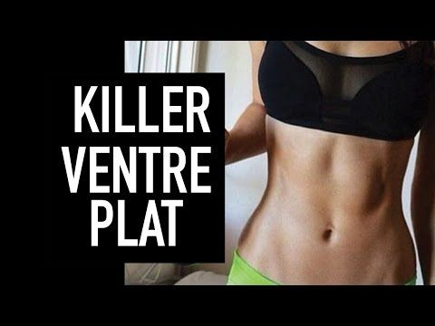 KILLER Ventre plat 3 minutes ! #GetSexy - YouTube