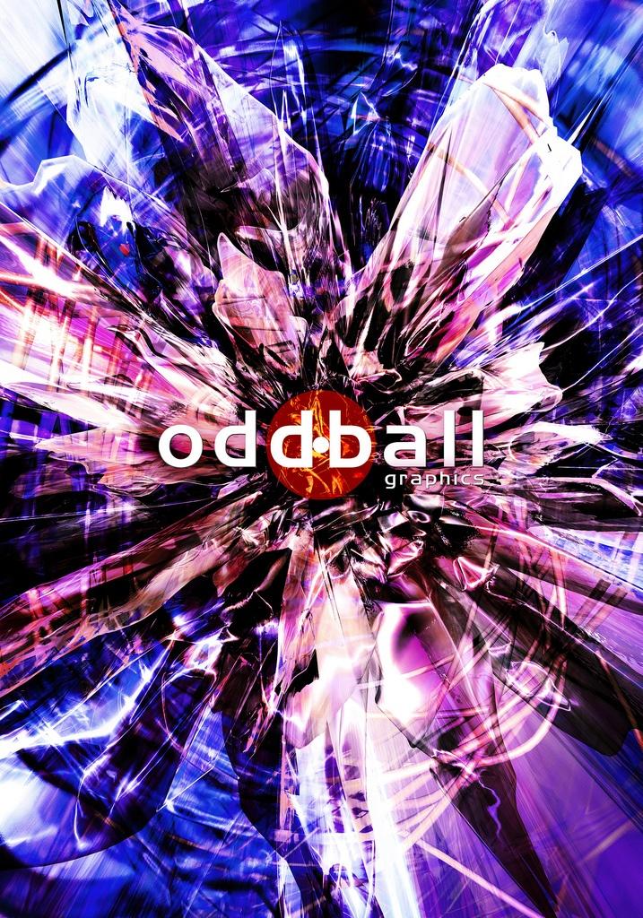 Oddball Graphics Poster