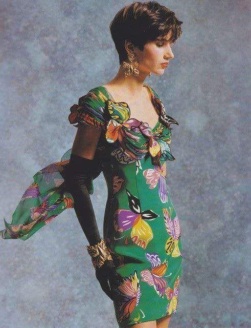 Louis Feraud  Carole Tanenbaum Vintage Collection  via Facebook
