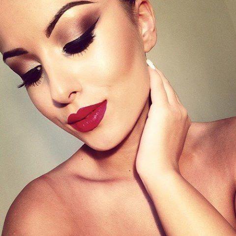 classic makeup #makeup