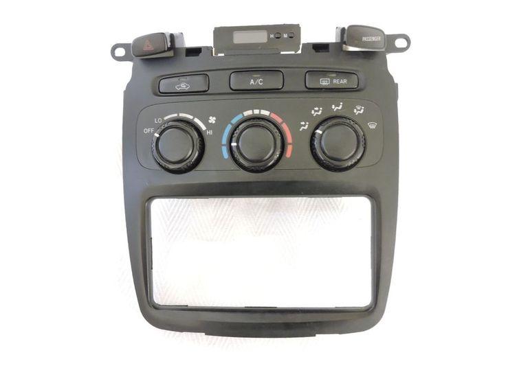 01-03 Toyota Highlander Climate Control 84010-48091 Manual A/C Heater Dash Unit #toyotaoem