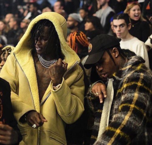 Young Thug & Travis Scott