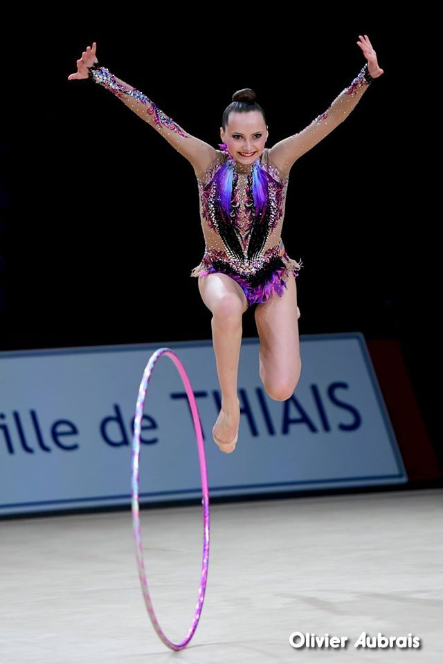 Camilla Feeley (USA), Grand Prix (Thiais) 2017