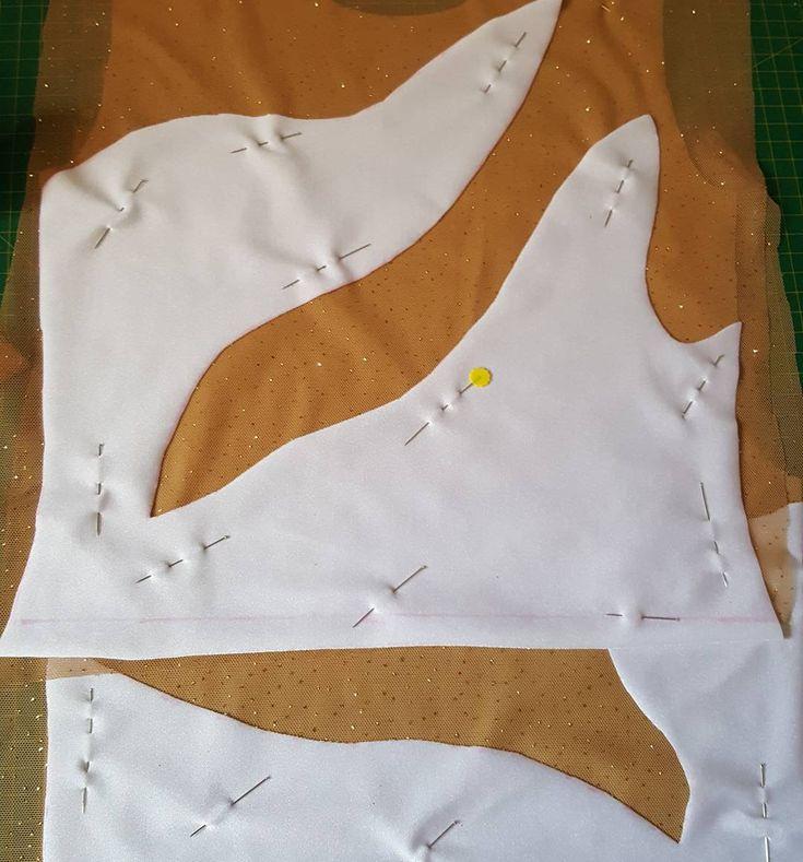 Comenzando un nuevo #maillot #Lruizmaillots