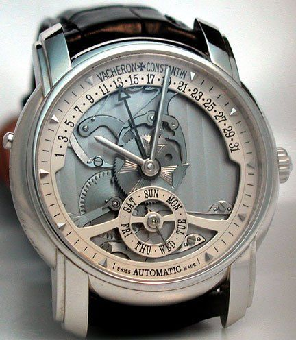 PuristSPro - Quai de l'Ile Vacheron Constantin and the New Watchmaking From Mechanical Renaissance to New Expressions Vacheron Constantin is considered a Big Three watc
