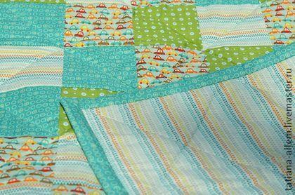 Детское одеяло для мальчика. 1200 грн (100$) #quilt #forboy #patchwork