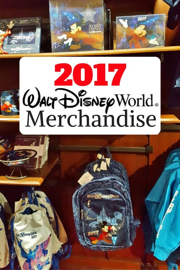 Those travelling to Walt Disney World in 2017 will be glad to know they can get the latest 2017 apparel & souvenirs to mark the new year. via @disneyinsider