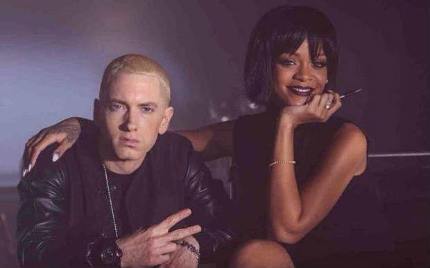 Eminem e Rihanna vão se apresentar juntos no MTV Movie Awards