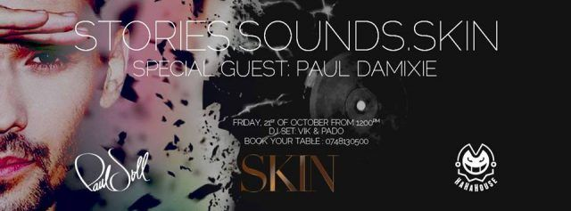 Paul Damixie @Skin Music Lounge