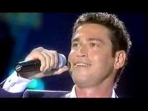"Mario Frangoulis ""Vinceró Perderó"" - Best Greek tenor"